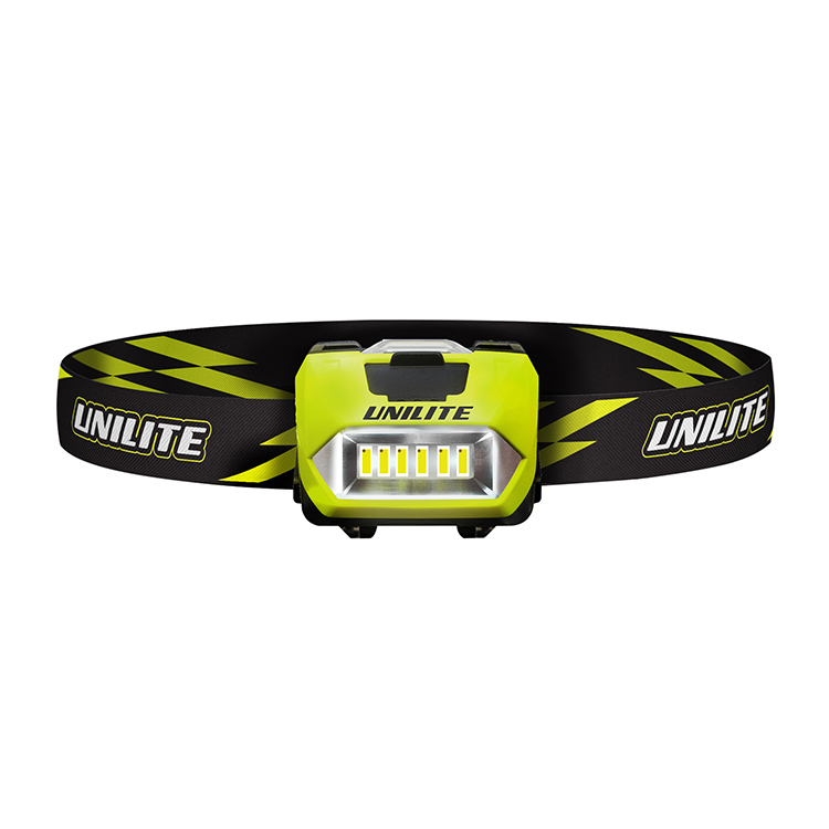 Unilite PS-HDL6R Rechargeable LED Head Torch
