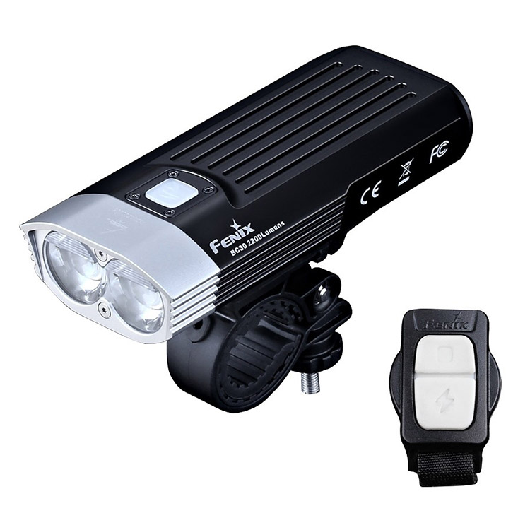 Fenix BC30 V2.0 Wireless Control LED Bike Light