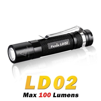 Fenix LD02 LED Torch