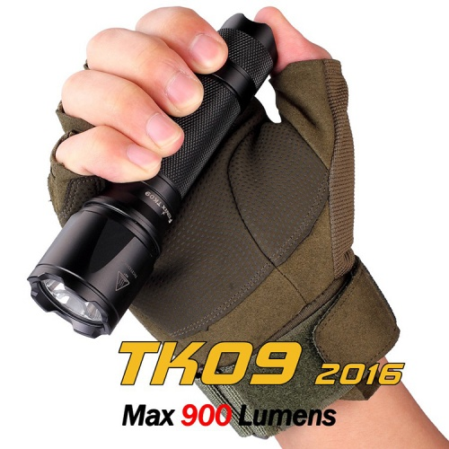 Fenix TK09 2016 Edition LED Torch