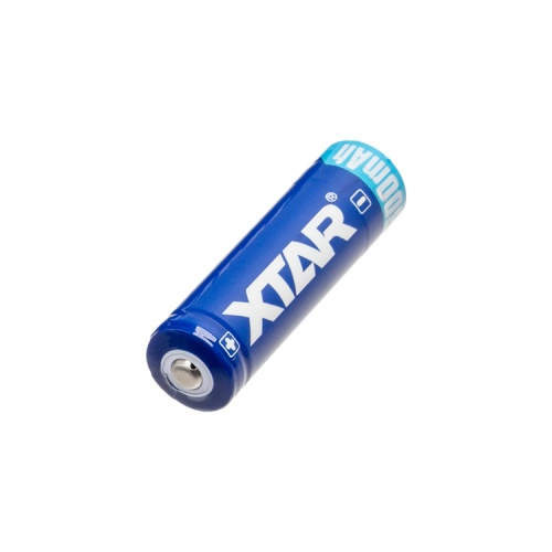 Xtar 14500 3.7 V, 800 mAh Li-ion Protected Battery