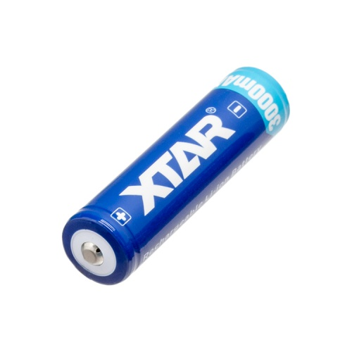 Xtar 18650 3.6 V, 3000 mAh Li-ion Protected Battery