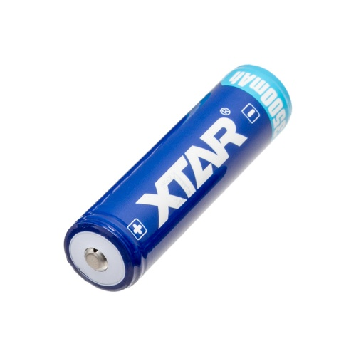 Xtar 18650 3.6 V, 3500 mAh Li-ion Protected Battery